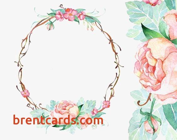 564x447 Wedding Card Cartoon Circular Border Drawing Border Flowers Border
