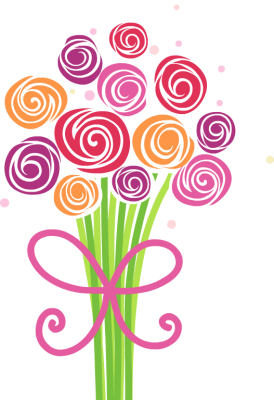 274x400 Photos Flower Bouquet Clip Art,