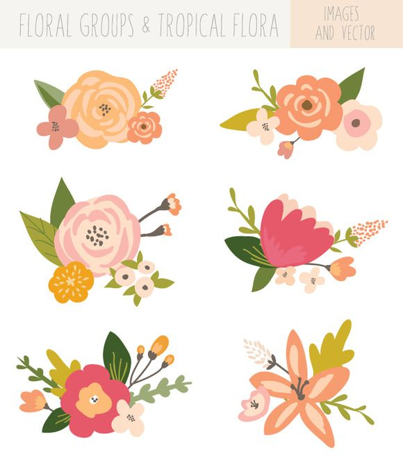 580x663 Photos Hand Drawn Flower Clip Art,
