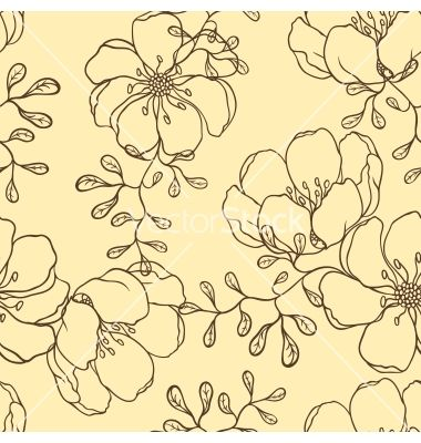 380x400 51 Best Flower Patterns Images On Pinterest Doodles Doodle Art