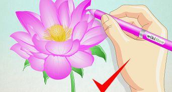 342x184 9 Easy Ways To Draw A Flower