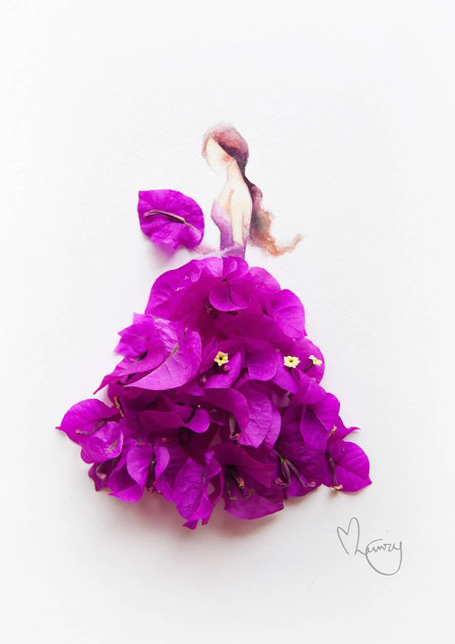Lujoso Prom Dresses Sketches Embellecimiento - Colección del Vestido ...