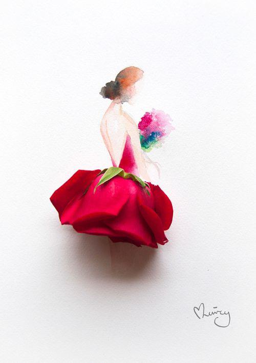 500x707 Giant Paper Flowers Flower Art, Flower And Instagram