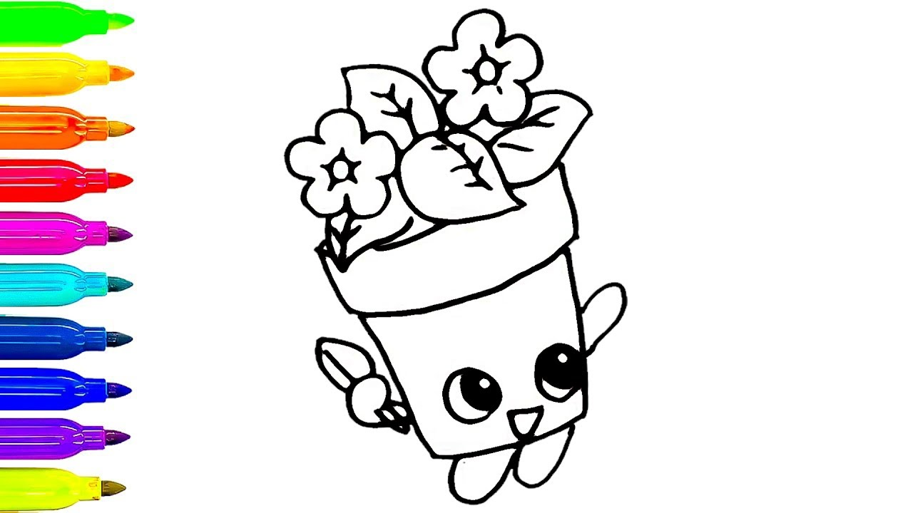 flower pot drawing at getdrawings | free for personal use flower