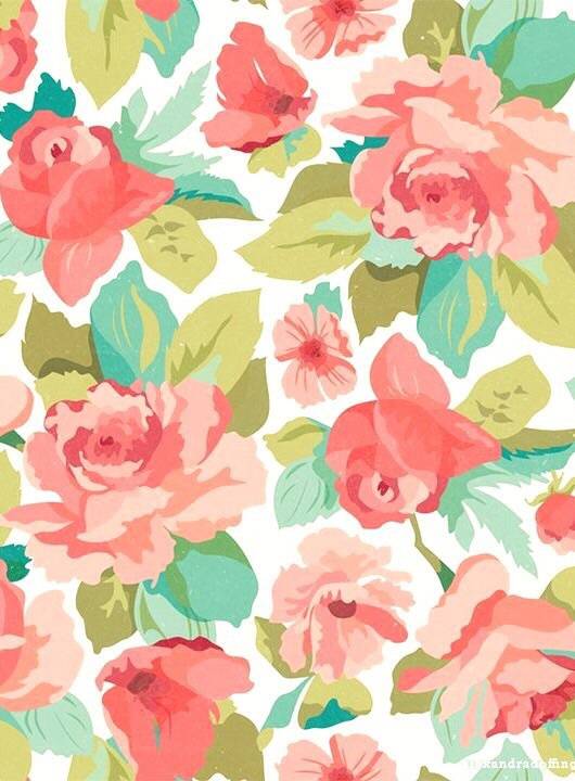 Flower wallpaper drawing at getdrawings free for personal use 530x720 background colors cute drawing floral mightylinksfo