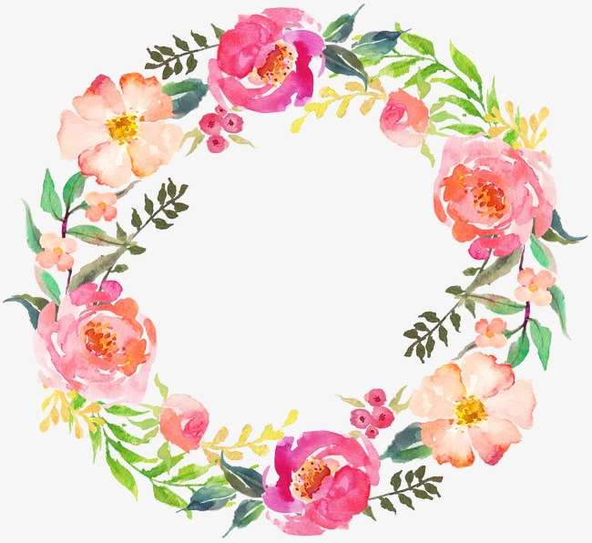 flower wreath drawing at getdrawings com free for flower border clipart png flower border clipart for kids