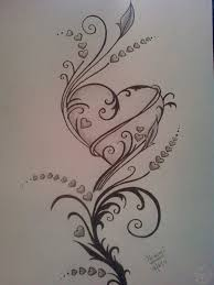 194x259 Image Result For Drawings Of Flowers And Hearts Easy Cartoons