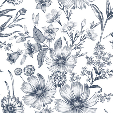 368x368 pencil sketch flower free vector download 13062 free vector for