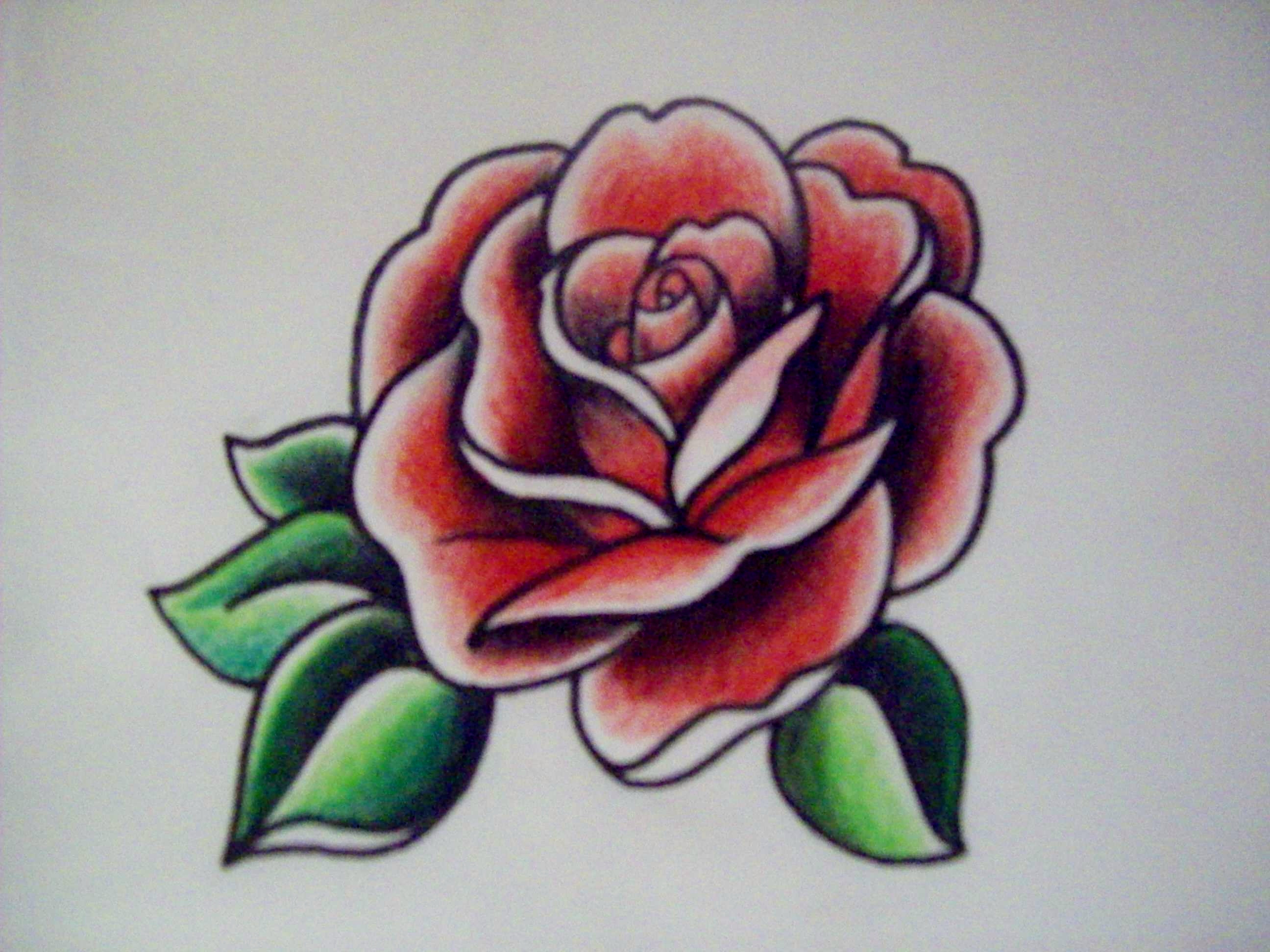 Flowers With Markers Drawing at GetDrawings.com | Free for personal ...
