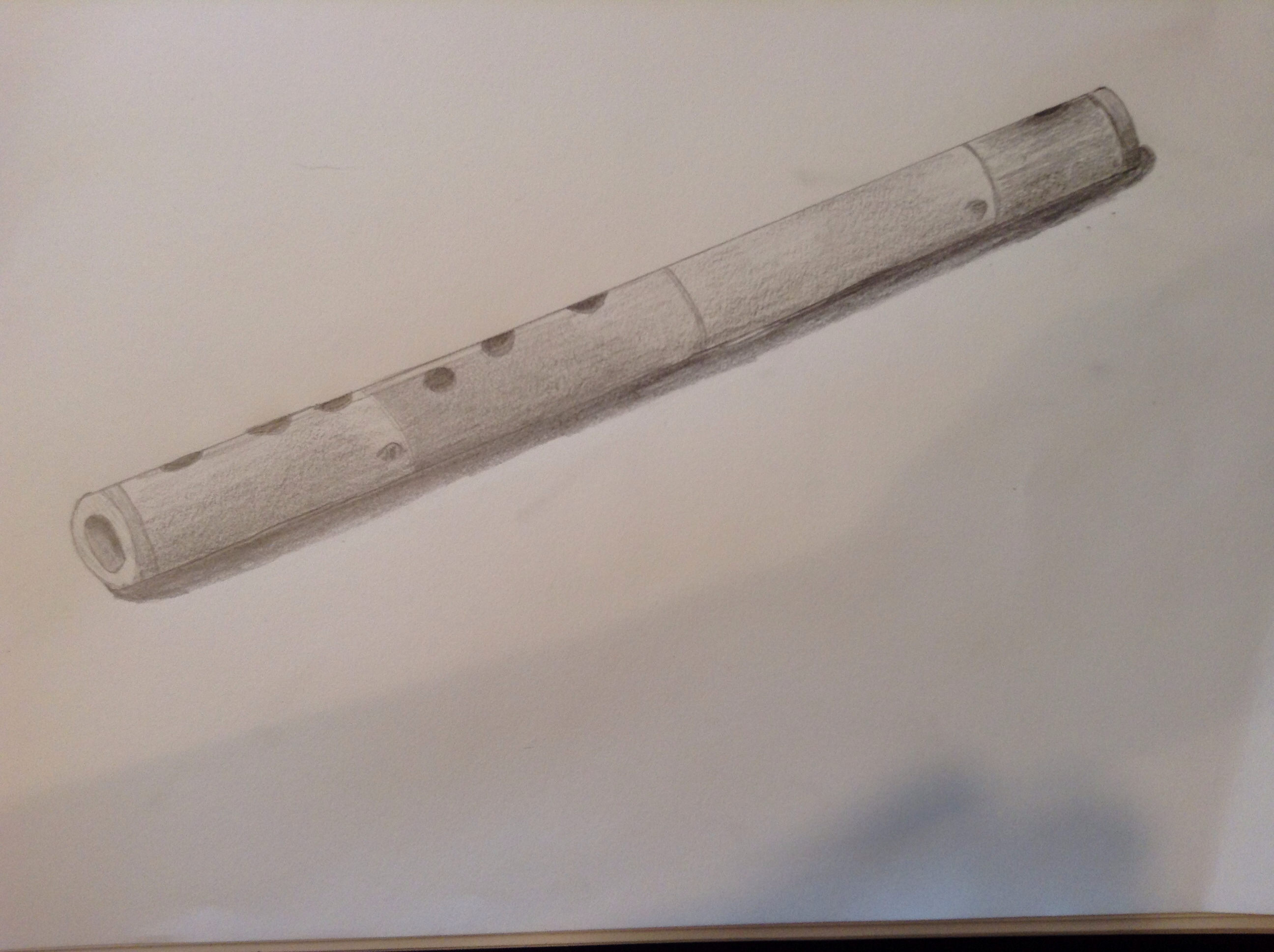 2592x1936 Bamboo Flute Drawing The Yuletide Bride Flute