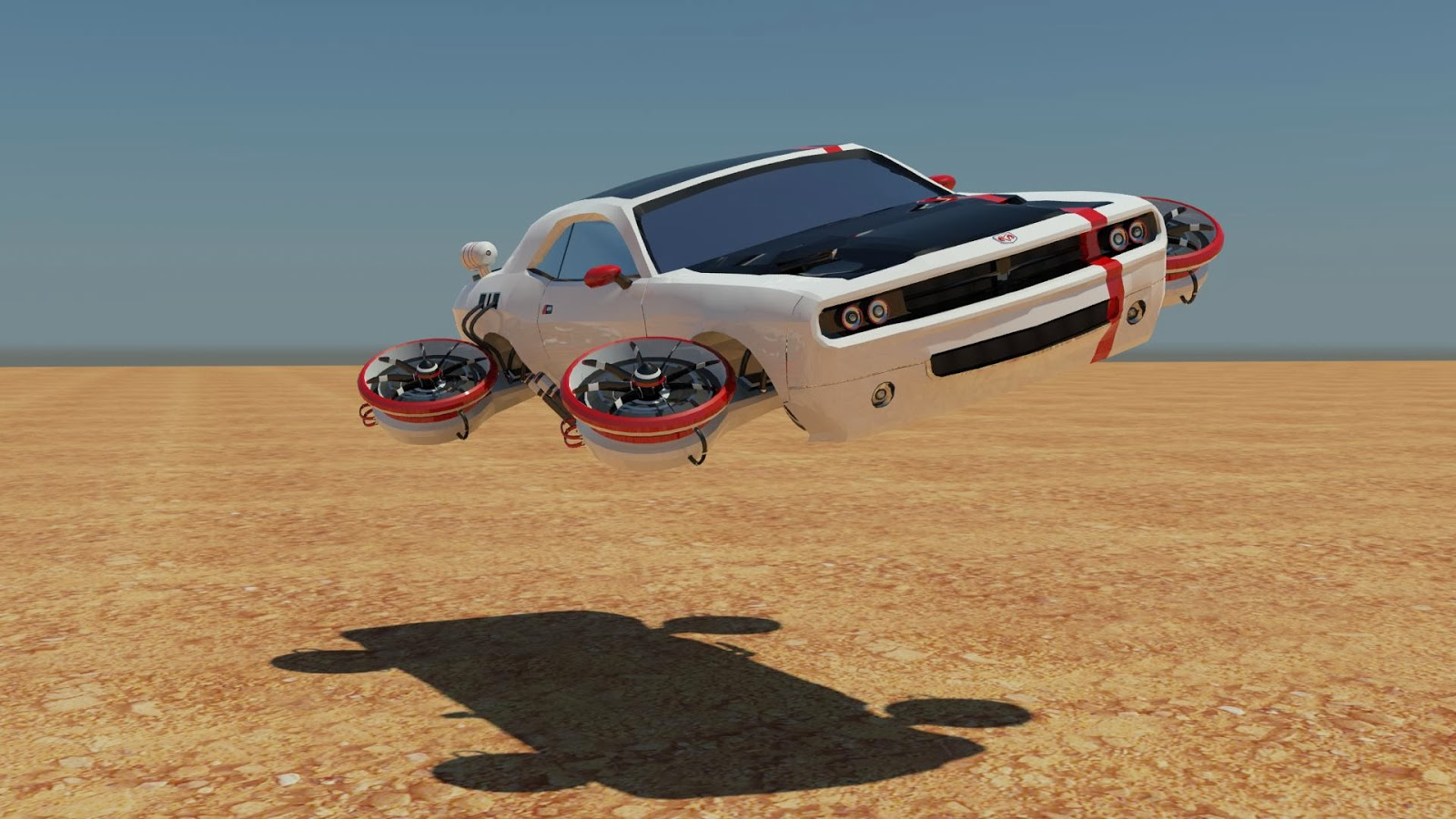 Flying Car Drawing at GetDrawings com | Free for personal