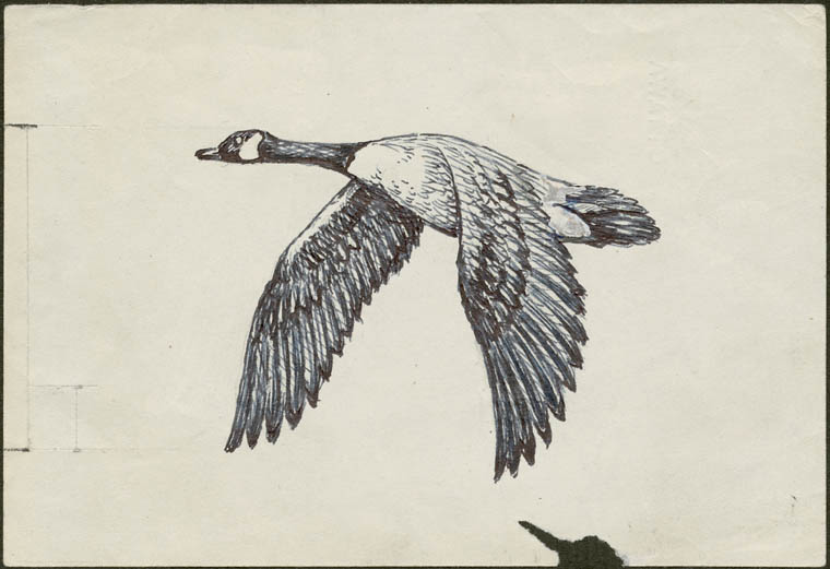 760x521 Flying Goose Tattoo