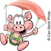 180x179 Flying Pig Vector Clip Art Eps Images. April 2018. 376 Flying Pig
