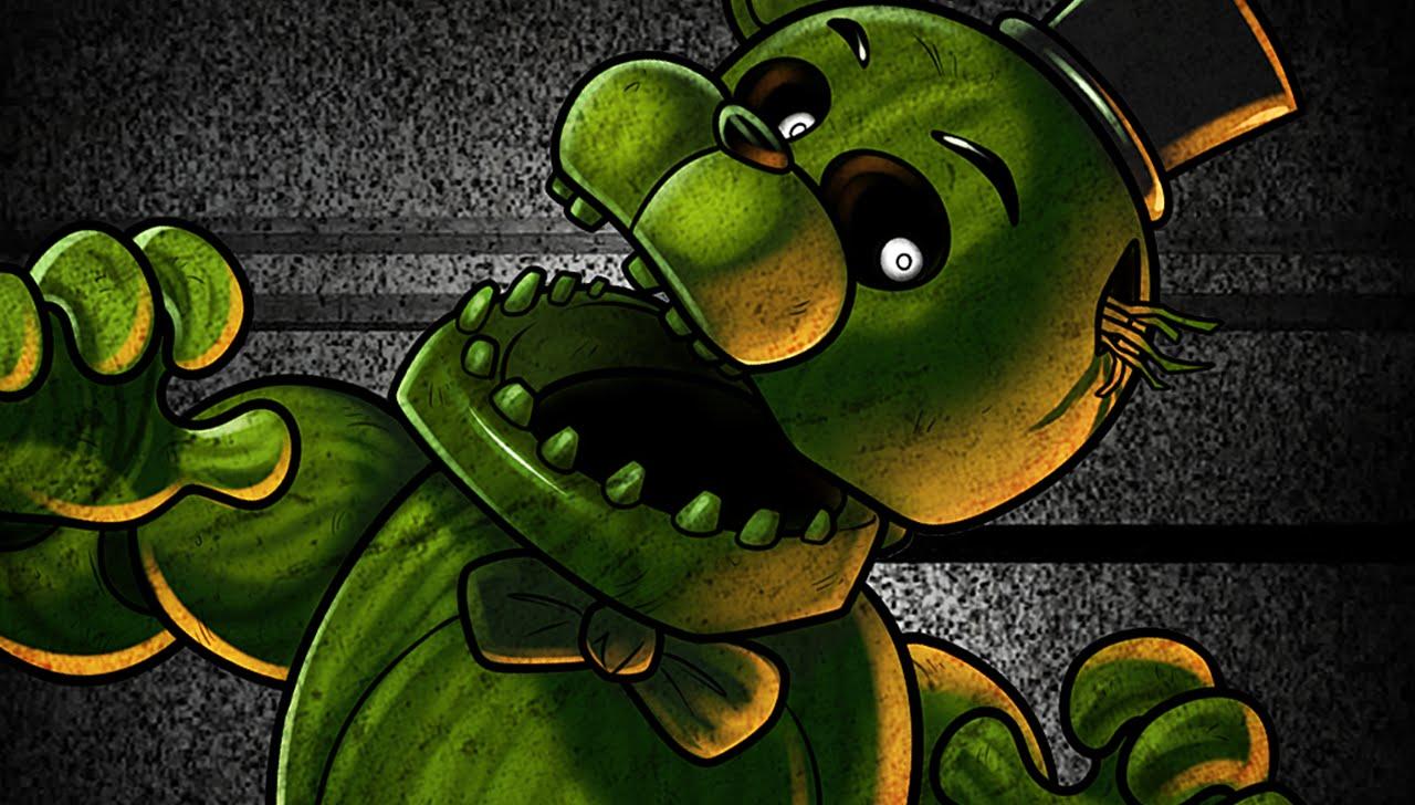 1280x728 How To Draw Phantom Freddy From Five Nights At Freddy's 3, Phantom
