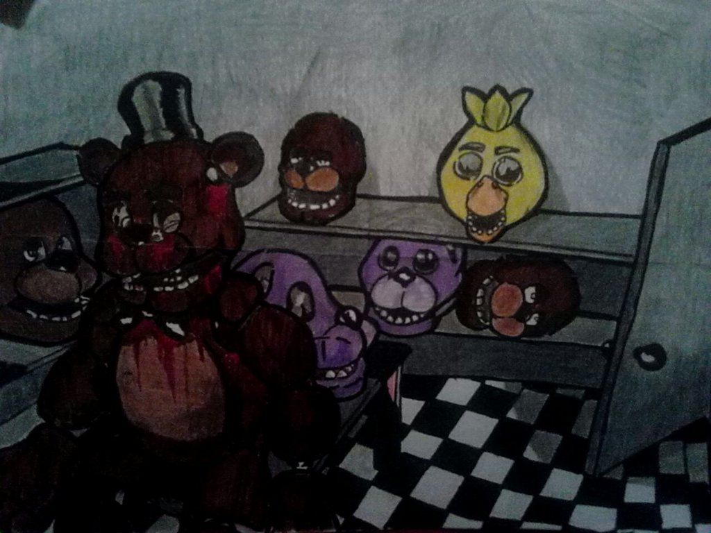 Fnaf Drawing Games at GetDrawings com | Free for personal