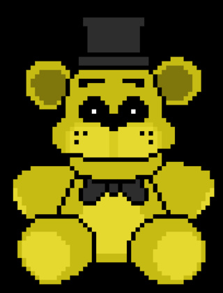 fnaf golden freddy drawing at getdrawings com free for personal