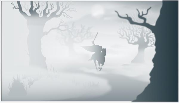 600x346 How To Create A Foggy Vector Landscape Using Adobe Illustrator Cs4