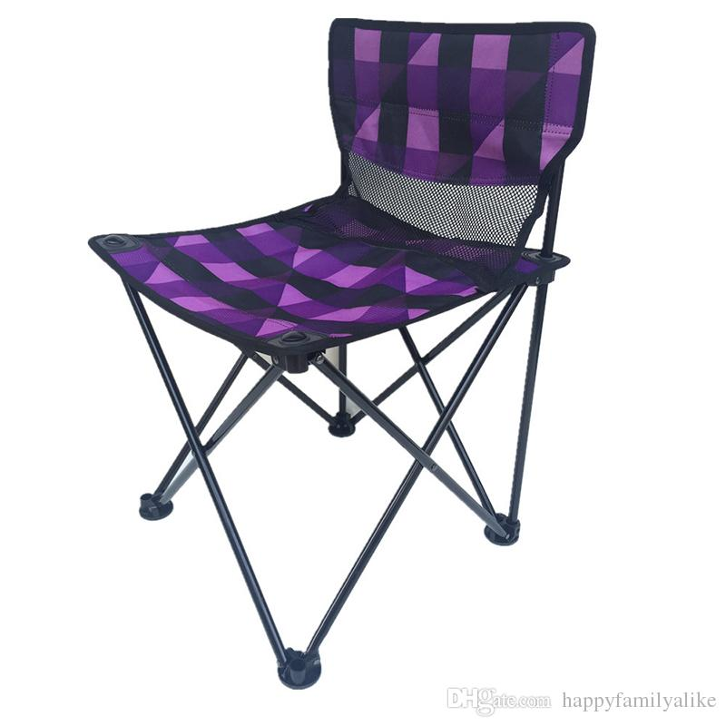 800x800 2018 121265cm Mini Folding Chairs Portable Fishing Chair Camp