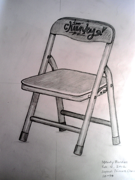 465x620 Mandy Russell Sophie's Other Chair