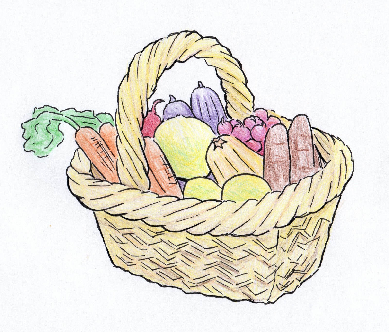 1600x1363 Israeli And Jewish Holidays Food! Drawing Lessons