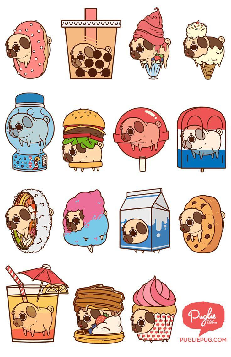 736x1137 Cartoon Food Drawings 25+ Beautiful Cute Cartoon Food Ideas On