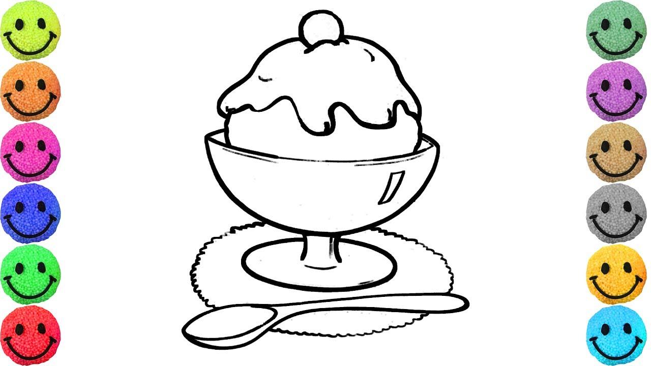 1280x720 How to Draw Ice Cream