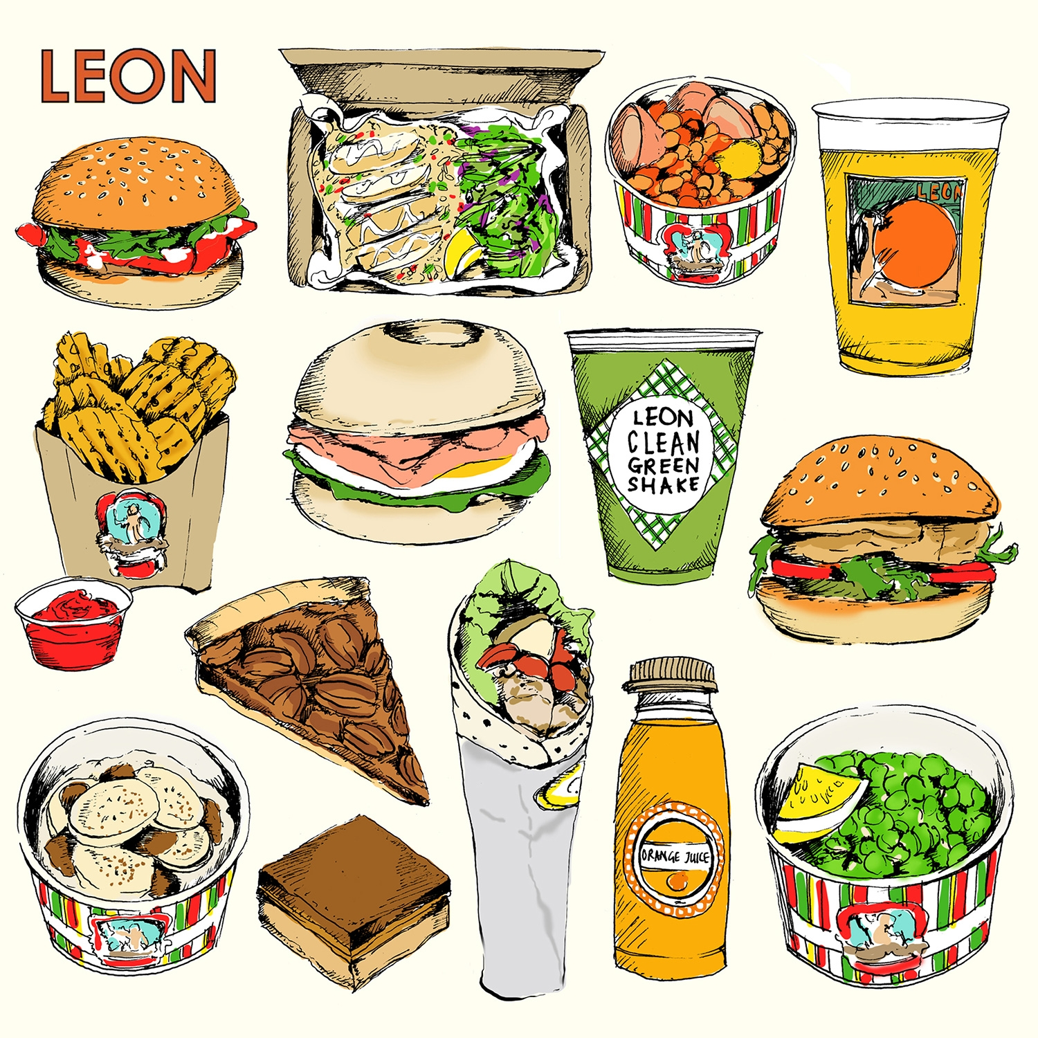 1500x1500 how draw food 20 tips from leading illustrators