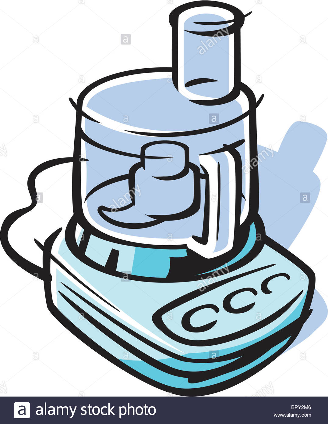 Food Processor Drawing at GetDrawings.com | Free for personal use ...