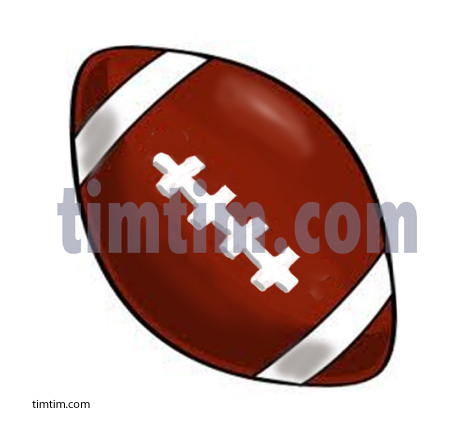 474x438 Free Drawing Of A Football From The Category Sports
