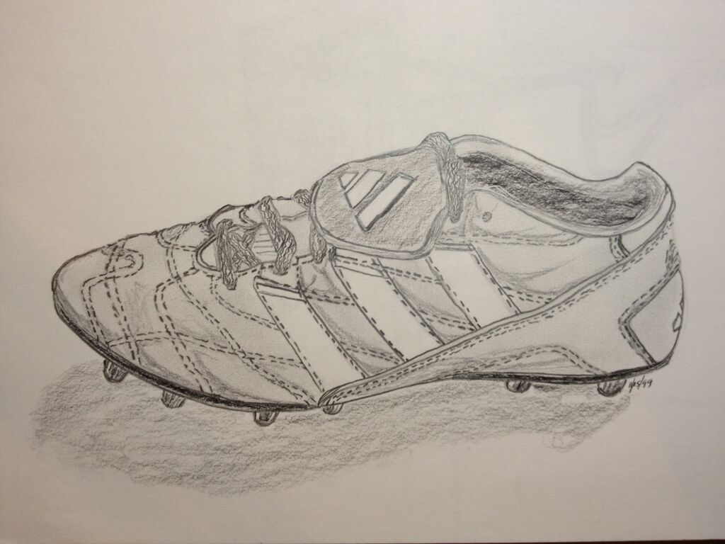 1024x768 Football Cleat