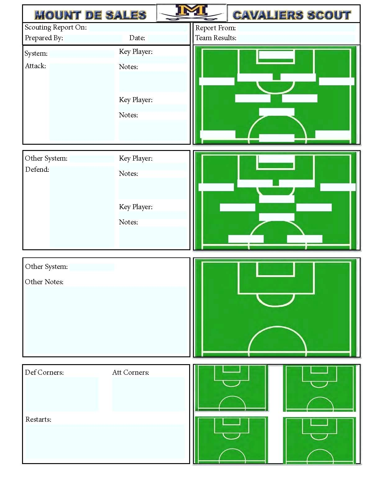1233x1584 Template Football Drawing Template Soccer Scouting Helmet