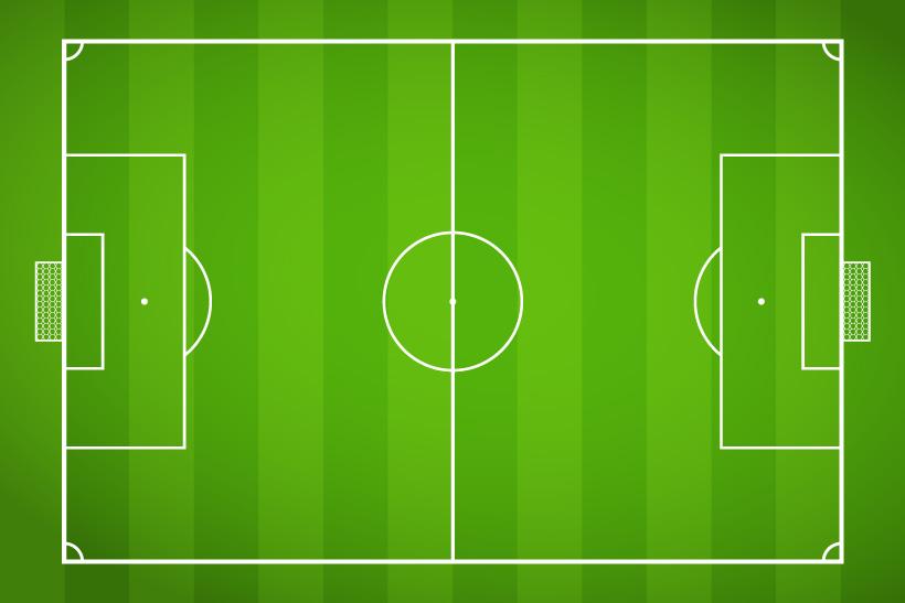 Football Field Drawing At GetDrawings.com | Free For Personal Use Football Field Drawing Of Your ...