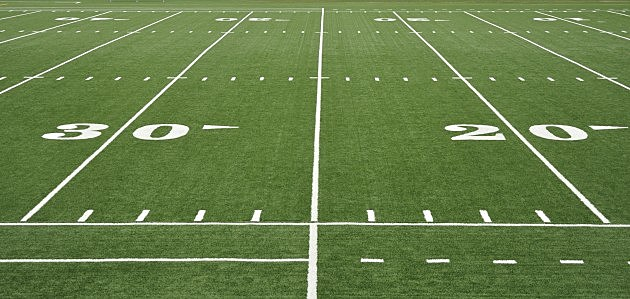 630x299 Vandals Use Weed Killer To Draw Penis On Michigan Football Field
