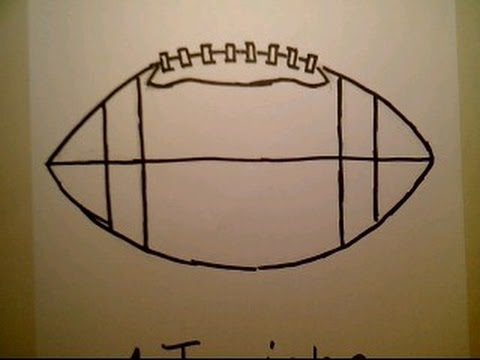 480x360 How To Draw A Football Fifa Como Didujar Una Pelota De Futbol