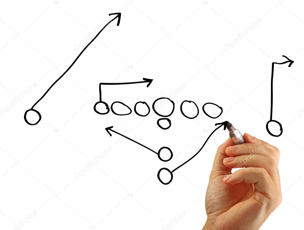 1023x772 Football Play Hand Stock Photo Jamieroach