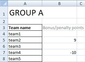 Football play drawing template at free for Tournament spreadsheet template