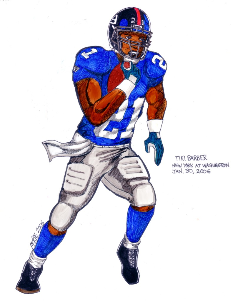 Nfl Football Players Drawing at GetDrawings | Free download |Nfl Drawings