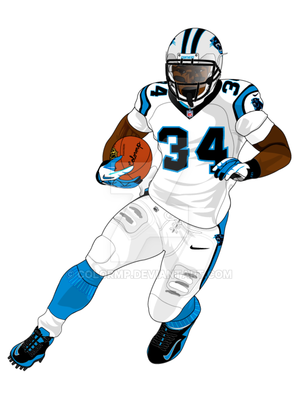600x800 Deangelo Williams By Colormp