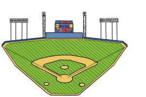 300x200 How To Draw The Busch Stadium