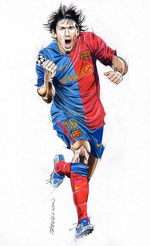 306x502 Jamie Redknapp Cristiano Ronaldo Has Finally Knocked Lionel Messi