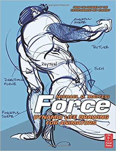 384x499 Force Dynamic Life Drawing For Animators (Force