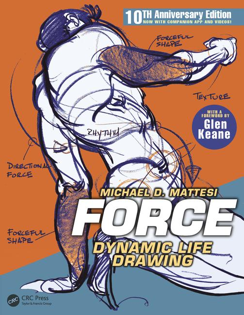 503x648 Force Dynamic Life Drawing 10th Anniversary Edition