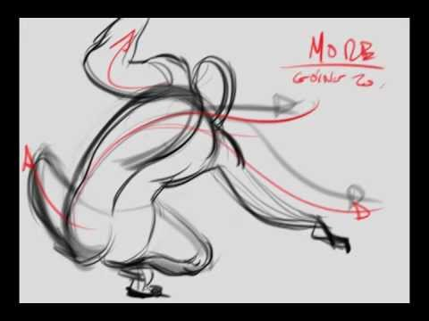 480x360 How To Draw Force Before And After Figure Drawing