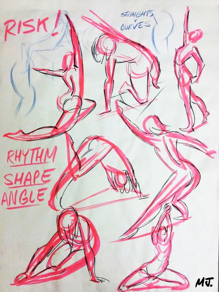 722x962 Matt Jones Drawing With Force!