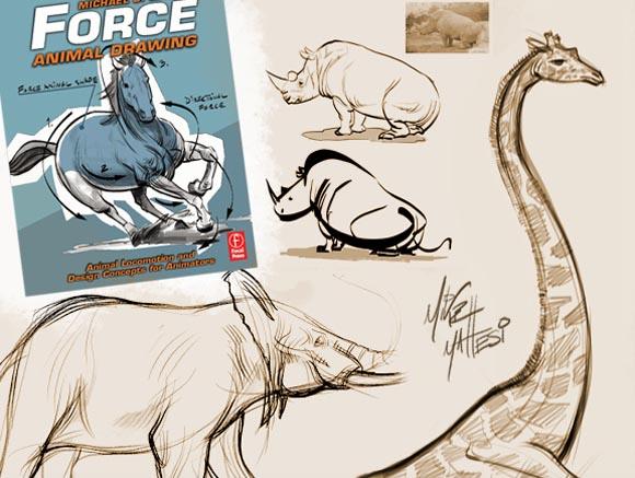580x437 Sponsor News Animal Drawing Workshop And A Sleeping Beauty Art Book