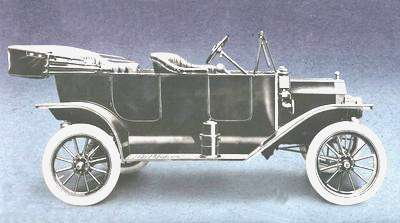 400x223 A Picture Review Of The Model T Ford