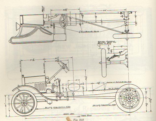 634x492 Model T Ford Forum Tt Frame Question