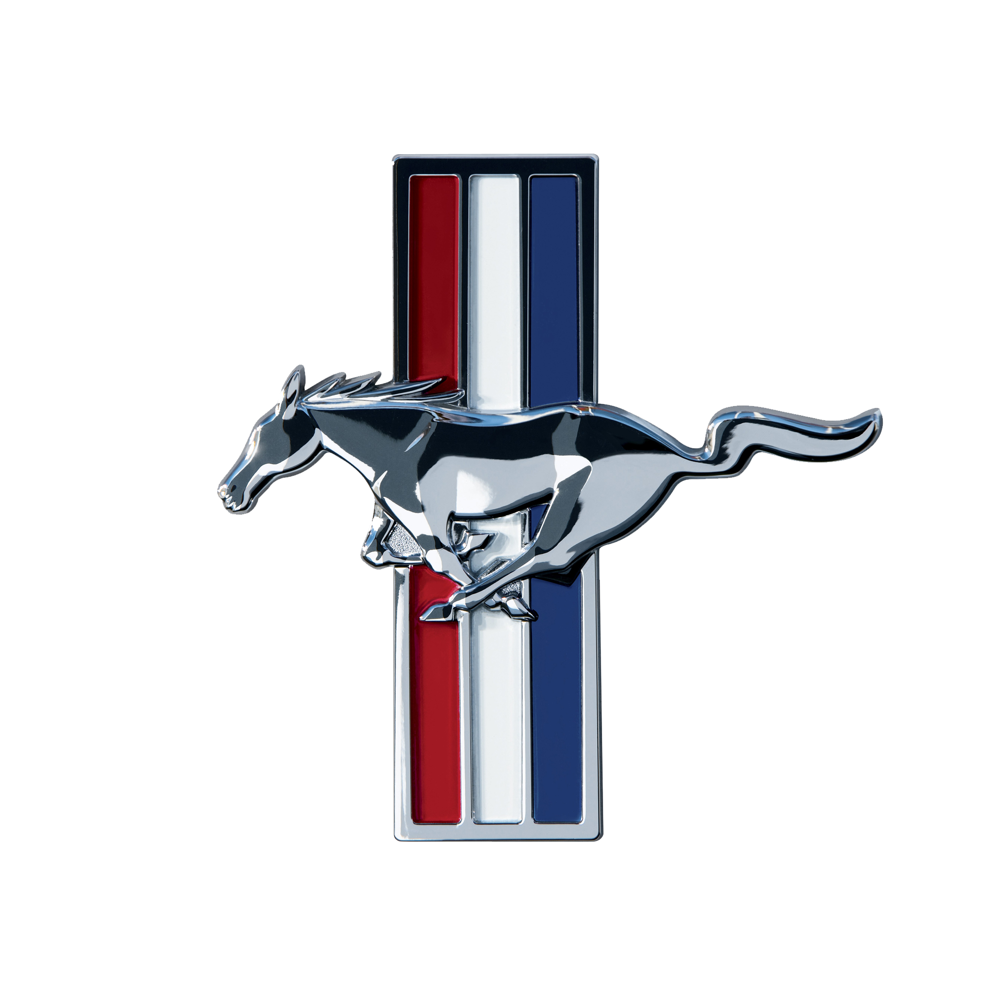2048x2048 Mustang Logo, Meaning, Information