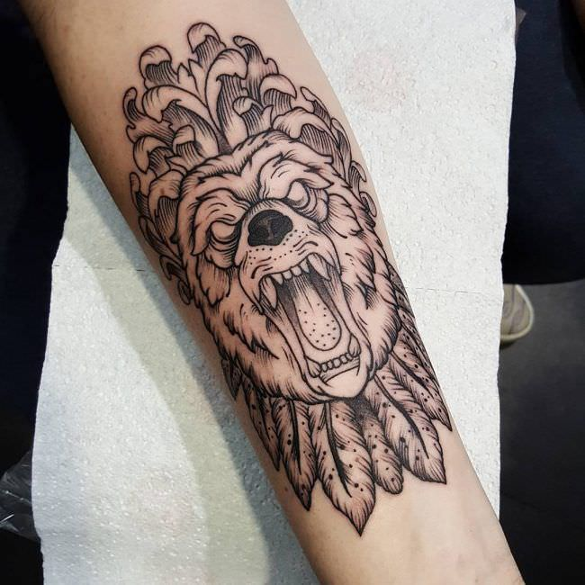 650x650 Forearm Tattoos For Men With Meaning