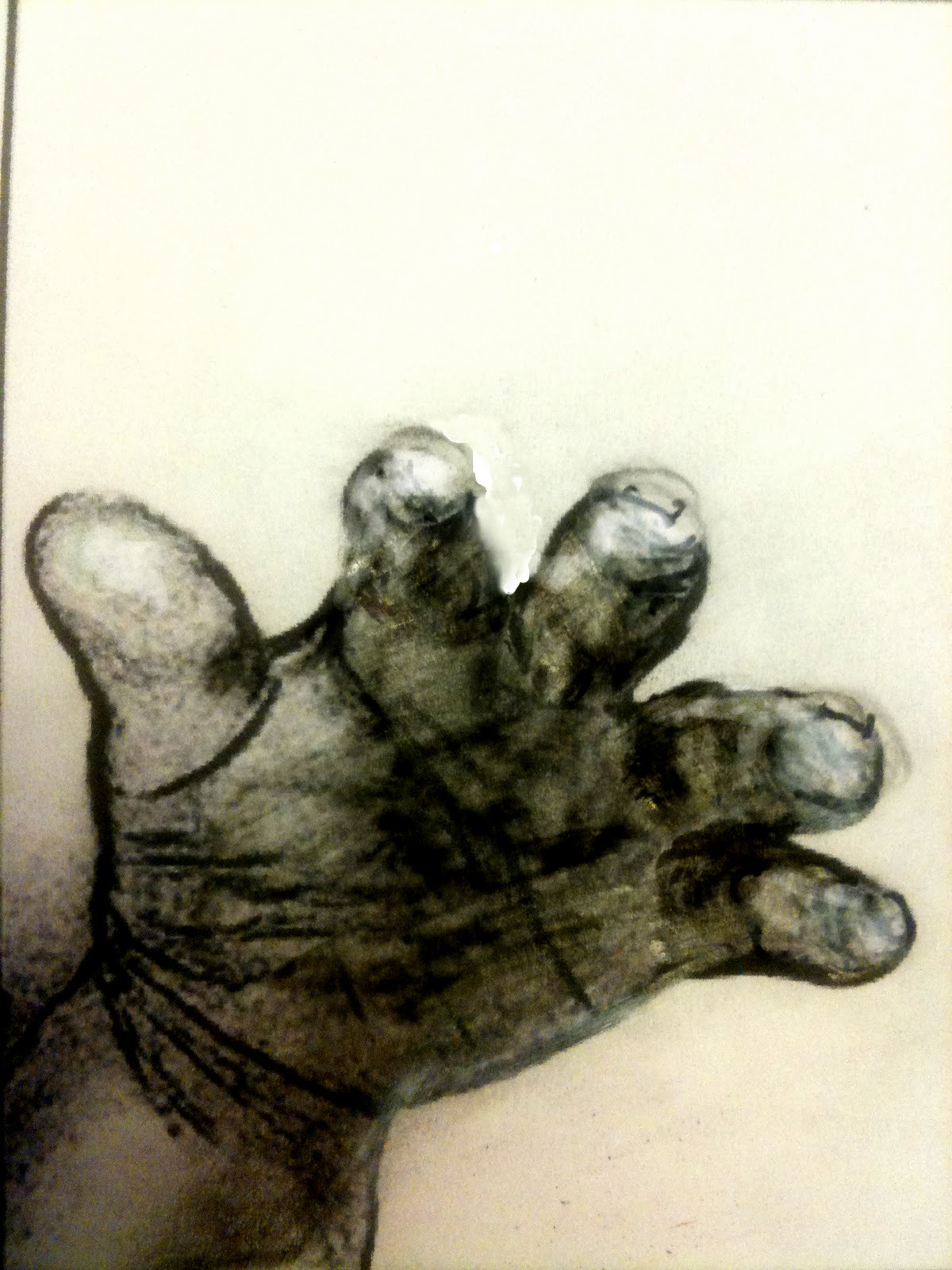 1200x1600 The Helpful Art Teacher How To Draw Hands